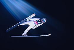 06.01.2020, Paul Außerleitner Schanze, Bischofshofen, AUT, FIS Weltcup Skisprung, Vierschanzentournee, Bischofshofen, Finale, im Bild Marius Lindvik (NOR) // Marius Lindvik of Norway during the final for the Four Hills Tournament of FIS Ski Jumping World Cup at the Paul Außerleitner Schanze in Bischofshofen, Austria on 2020/01/06. EXPA Pictures © 2020, PhotoCredit: EXPA/ JFK