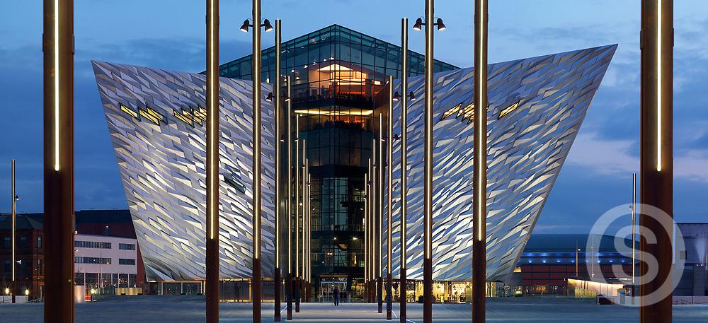 Photographer: Chris Hill, Titanic Belfast