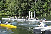Henley, Great Britain.  Henley Royal Regatta. River Thames,  Henley Reach.  Royal Regatta. River Thames Henley Reach. Wednesday  09:35:24  29/06/2011  [Intersport Images] . HRR