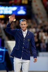 Fredricson Peder, SWE, Catch Me Not S<br /> LONGINES FEI World Cup™ Finals Gothenburg 2019<br /> © Hippo Foto - Stefan Lafrentz<br /> 07/04/2019