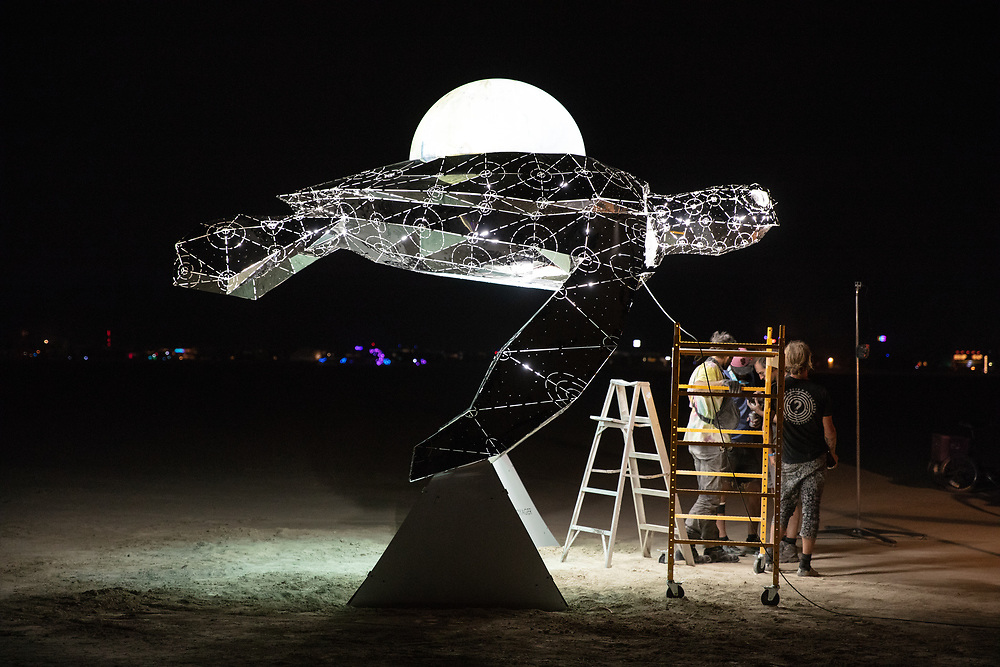 Cosmic Voyager by: Martin Taylor and The Chromaforms Collective from: San Francisco, CA year: 2018 My Burning Man 2018 Photos:<br /> https://Duncan.co/Burning-Man-2018<br /> <br /> My Burning Man 2017 Photos:<br /> https://Duncan.co/Burning-Man-2017<br /> <br /> My Burning Man 2016 Photos:<br /> https://Duncan.co/Burning-Man-2016<br /> <br /> My Burning Man 2015 Photos:<br /> https://Duncan.co/Burning-Man-2015<br /> <br /> My Burning Man 2014 Photos:<br /> https://Duncan.co/Burning-Man-2014<br /> <br /> My Burning Man 2013 Photos:<br /> https://Duncan.co/Burning-Man-2013<br /> <br /> My Burning Man 2012 Photos:<br /> https://Duncan.co/Burning-Man-2012