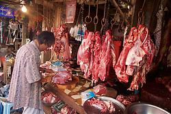Butcher, Gyee Zai Market
