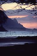Hanalei Bay, Kauai, Hawaii<br />