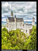 Schloss Neuschwanstein <br /> Germany<br /> May 2014