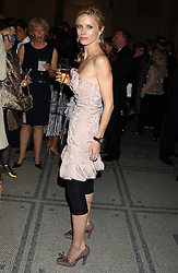 Model LAURA BAILEY at the 2005 British Fashion Awards held at The V&A museum, London on 10th November 2005.<br /><br />NON EXCLUSIVE - WORLD RIGHTS