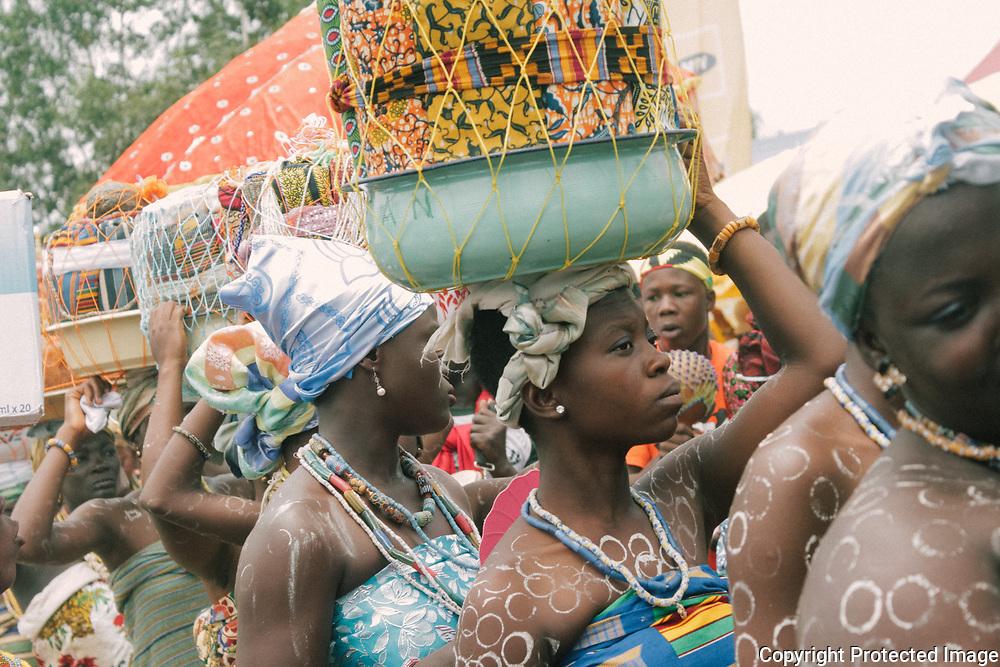 Yam Festival by Felicia Donkor