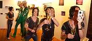 Sue Webster and Phil Dirtbox. Helena Christensen: An Eye For Beauty - private view. Sony Ericsson Proud Camden, Stables Market, The Gin House, London, NW1. 1 September 2005. ONE TIME USE ONLY - DO NOT ARCHIVE  © Copyright Photograph by Dafydd Jones 66 Stockwell Park Rd. London SW9 0DA Tel 020 7733 0108 www.dafjones.com
