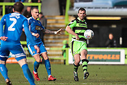 Forest Green Rovers v Notts County 100318