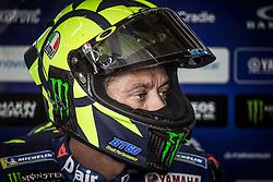 July 14, 2018 - Hohenstein-Ernstthal, Allemagne - VALENTINO ROSSI - ITALIAN - MOVISTAR YAMAHA MotoGP - YAMAHA (Credit Image: © Panoramic via ZUMA Press)