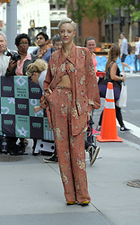 September 20, 2017 - New York, New York, United States - Actress Andrea Riseborough made an appearance at Build Series on September 20 2017 in New York City  (Credit Image: © Curtis Means/Ace Pictures via ZUMA Press)