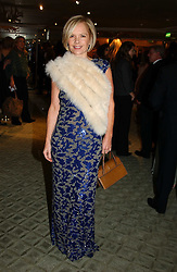 Presenter MARIELLA FROSTRUP at the 25th annual Awards of the London Film Critics' Circle in aid of the NSPCC held at The Dorchester Hotel, Park Lane, London W1 on 9th February 2005.<br /><br />NON EXCLUSIVE - WORLD RIGHTS