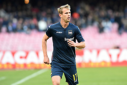 December 23, 2017 - Naples, Italy - Ivan Strinic of U.C. Sampdoria during the Serie A TIM match between SSC Napoli and UC Sampdoria at Stadio San Paolo Naples Italy on 23 December 2017. (Credit Image: © Franco Romano/NurPhoto via ZUMA Press)