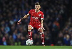 Jamie Paterson of Bristol City - Mandatory by-line: Matt McNulty/JMP - 09/01/2018 - FOOTBALL - Etihad Stadium - Manchester, England - Manchester City v Bristol City - Carabao Cup Semi-Final First Leg