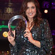 NLD/Hilversum/20200130 - Uitreiking De Gouden RadioRing 2020,  Marieke Elsinga wint de Zilveren RadioSter Vrouw