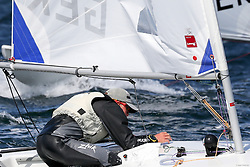 , Kiel - Young Europeans Sailing 14.05. - 17.05.2016, Laser Rad. M - GER 207526 - Peer Rasmus KÜHNELT - Kieler Yacht-Club e. V䗢