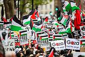 Britain Pro-Palestine Protests