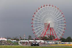 Pascal Wehrlein (GER) Manor Racing MRT05.<br /> 08.10.2016. Formula 1 World Championship, Rd 17, Japanese Grand Prix, Suzuka, Japan, Qualifying Day.<br /> Copyright: Moy / XPB Images / action press