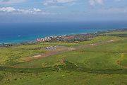 Kapalua Airport, West Maui, Hawaii