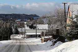 CZECH REPUBLIC VYSOCINA NEDVEZI JAN16 - Winter in the village of Nedvezi, Vysocina, Czech Republic.<br /> <br /> <br /> <br /> jre/Photo by Jiri Rezac<br /> <br /> <br /> <br /> © Jiri Rezac 2016