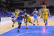DESCRIZIONE : Porto San Giorgio Lega A 2013-14 Sutor Montegranaro Vanoli Cremona<br /> GIOCATORE : Kyle Johnson<br /> CATEGORIA : tiro penetrazione<br /> SQUADRA : Vanoli Cremona<br /> EVENTO : Campionato Lega A 2013-2014<br /> GARA : Sutor Montegranaro Vanoli Cremona<br /> DATA : 12/01/2014<br /> SPORT : Pallacanestro <br /> AUTORE : Agenzia Ciamillo-Castoria/C.De Massis<br /> Galleria : Lega Basket A 2013-2014  <br /> Fotonotizia : Porto San Giorgio Lega A 2013-14 Sutor Montegranaro Vanoli Cremona<br /> Predefinita :