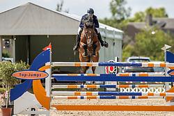 De Grande Jean Christophe, BEL, Quatar 6<br /> Groenten Jumping - Sint Kathelijne Waver 2020<br /> © Hippo Foto - Dirk Caremans<br /> 21/07/2020