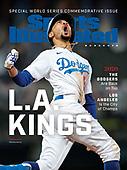 October 28, 2020 (USA): SI Presents 2020 MLB Champions LA Dodgers