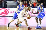 DESCRIZIONE : Roma Campionato Lega A 2013-14 Acea Virtus Roma Banco di Sardegna Sassari<br /> GIOCATORE :  Diener Drake<br /> CATEGORIA : difesa controcampo<br /> SQUADRA : Banco di Sardegna Sassari<br /> EVENTO : Campionato Lega A 2013-2014<br /> GARA : Acea Virtus Roma Banco di Sardegna Sassari<br /> DATA : 26/12/2013<br /> SPORT : Pallacanestro<br /> AUTORE : Agenzia Ciamillo-Castoria/M.Simoni<br /> Galleria : Lega Basket A 2013-2014<br /> Fotonotizia : Roma Campionato Lega A 2013-14 Acea Virtus Roma Banco di Sardegna Sassari <br /> Predefinita :