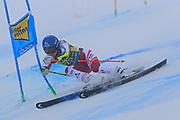 SOELDEN, AUSTRIA. OCTOBER 17 2020:  1st Women's Giant Slalom as part of the Alpine Ski World Cup in Solden on October 17, 2020; Run 1, Bernadette Schild (AUT) in action ( Pierre Teyssot/ESPA Images-Image of Sport)