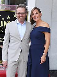 Jennifer Garner Honored With Star On The Hollywood Walk Of Fame. 20 Aug 2018 Pictured: Jennifer Garner, Bryan Cranston. Photo credit: Jaxon / MEGA TheMegaAgency.com +1 888 505 6342