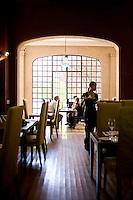 Francis Mallmann's restaurant 1884, which is located near the Bodegas Escorihuela in Mendoza, Argentina.