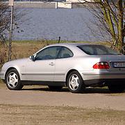 Duitse auto gevonden onder verdachte omstandigheden parkeerplaats Stichtse Strand Voorland Blaricum