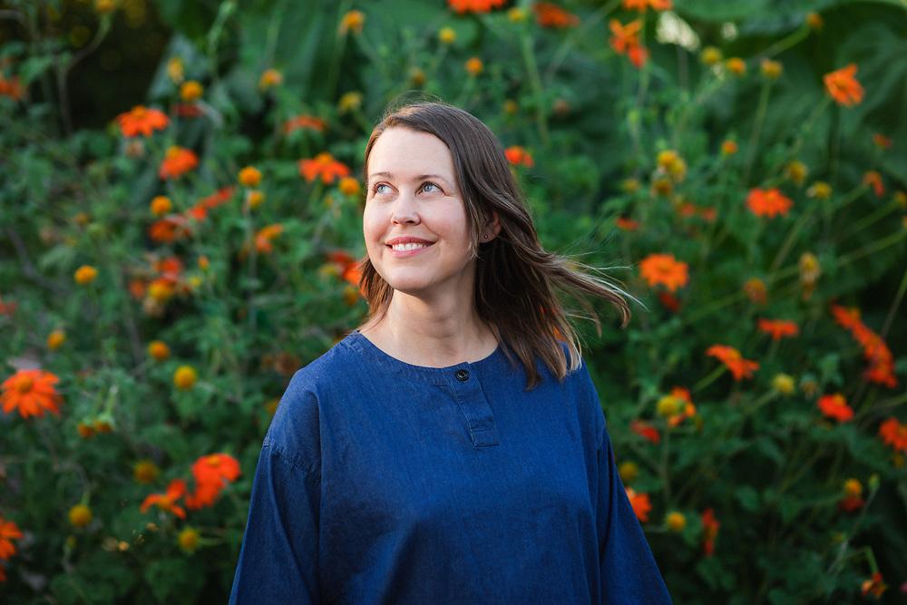 Jen Mitas headshot, September 2020. Photo by Jason Quigley.