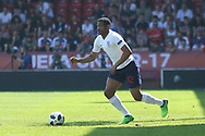 Vontae Daley-Campbell of England (12) during the UEFA European Under 17 Championship 2018 match between England and Italy at the Banks's Stadium, Walsall, England on 7 May 2018. Picture by Mick Haynes.