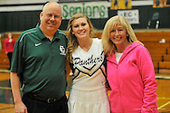 Elyria Catholic Senior Night on February 22, 2014. Images © David Richard and may not be copied, posted, published or printed without permission.