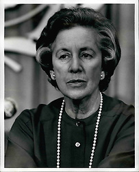 Nov. 11, 1978 - Mrs. Helen Suzman South African opposition leader recipient of the UN Human Rights Prize. (Credit Image: © Keystone Press Agency/Keystone USA via ZUMAPRESS.com)