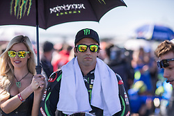 October 28, 2018 - Melbourne, Victoria, AUSTRALIE - JOHANN ZARCO - FRENCH - MONSTER YAMAHA TECH 3 - YAMAHA (Credit Image: © Panoramic via ZUMA Press)
