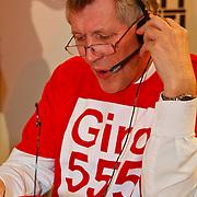 NLD/Hilversum/20100121 - Benefietactie voor het door een aardbeving getroffen Haiti, Dirk Scheringa