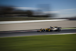 March 1, 2017 - Montmelo, Catalonia, Spain - JOLYON PALMER (GBR) drives in his Renault Sport RS17 on track during day 3 of Formula One testing at Circuit de Catalunya (Credit Image: © Matthias Oesterle via ZUMA Wire)