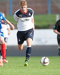 Falkirk's Jay Fulton.<br /> Cowdenbeath 1 v 0 Falkirk, 14/9/2013.<br /> ©Michael Schofield.