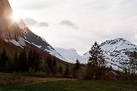 Bilder fra det vakre vestlandet i Norge. Pictures of the beautiful west coast of Norway. <br /> Foto: Svein Ove Ekornesvåg