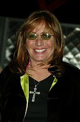 Jan. 1, 2011 - New York, New York, U.S. - PENNY MARSHALL ARRIVING AT THE AFTER-PARTY FOR THE OPENING NIGHT OF ''TABOO'' AT THE ROXY IN NEW YORK New York ON NOVEMBER 13, 2003.    /   2003..K34113HMc(Credit Image: © Henry McGee/ZUMAPRESS.com)