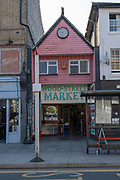 Wood Street Indoor Market on the 19th September 2019 in Walthamstow in the United Kingdom.
