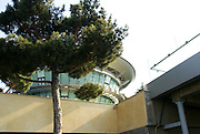 Georgia, Tbilisi, modern architecture