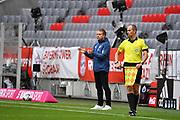 Hans-Dieter Hansi FLICK , Trainer , von Bayern München  during the Bayern Munich vs Fortuna Dusseldorf in the Bundesliga at Allianz Arena, Munich, Germany on 30 May 2020.