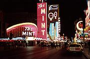 CS00926-10. The Mint, Las Vegas, Nevada, 1968