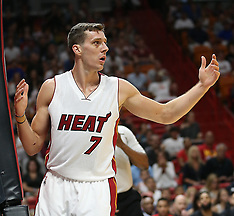 Portland Trailblazers vs. Miami Heat