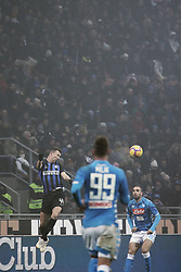 December 26, 2018 - Milan, Milan, Italy - Ivan Perisic #44 of FC Internazionale Milano during the serie A match between FC Internazionale and SSC Napoli at Stadio Giuseppe Meazza on December 26, 2018 in Milan, Italy. (Credit Image: © Giuseppe Cottini/NurPhoto via ZUMA Press)