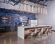 Blu Staq Offices by Interiorz Group