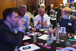 HS2 and stakeholders hold a seminar on mental health among their workforces. London, March 20 2019.