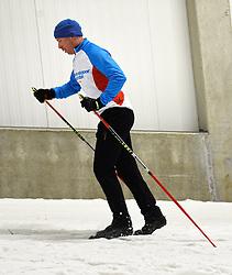 30-01-2016 DUI: Training BvdGF voor de Vasaloppet, Oberhof<br /> Vandaag begon de laatste Vasaloppet training in Oberhof. 26 deelnemers gaan begin maart de 90 km lange Vasaloppet langlaufen /